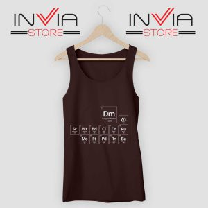 Periodic DnD Game Tank Top