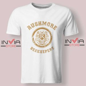 Rushmore Beekeepers Society Tshirt White