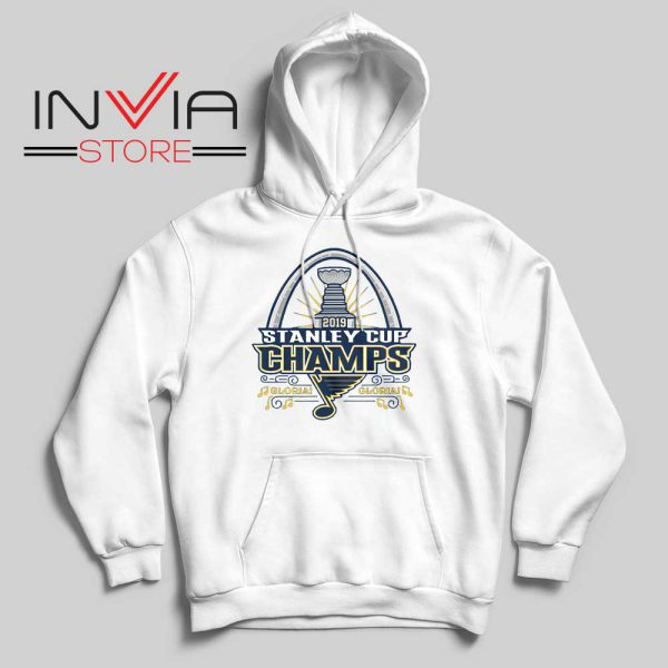 Stanley Cup Champions 2019 Hoodie