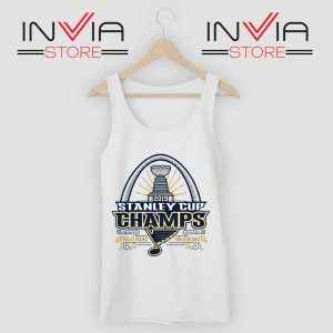 Stanley Cup Champions 2019 Tank Top