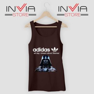 Stormtrooper Star Wars Adidas Tank Top