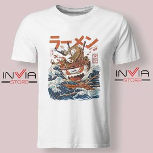 The Great Ramen off Kanagawa Tshirt
