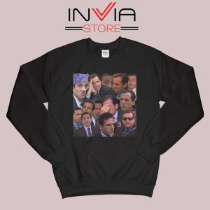 The Office Face Sweatshirt