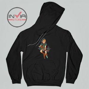 Zelda Breath Of The Wild Hoodie