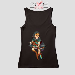 Zelda Breath Of The Wild Tank Top
