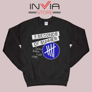 5SOS Concert Merch Sweatshirt