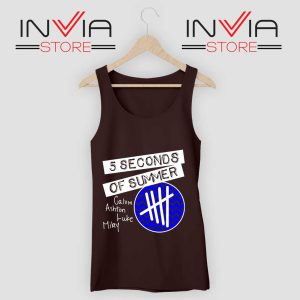 5SOS Concert Merch Tank Top