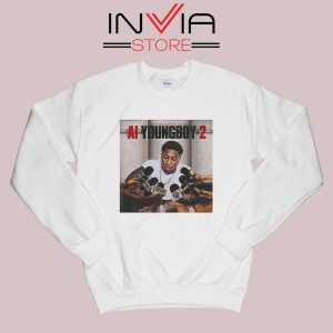 AI Youngboy 2 Sweatshirt