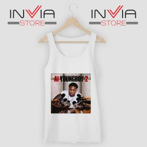 AI Youngboy 2 Tank Top