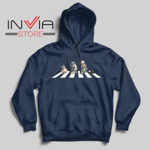 Abbey Droid Star Wars Hoodie Navy