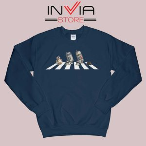 Abbey Droid Star Wars Sweatshirt Navy