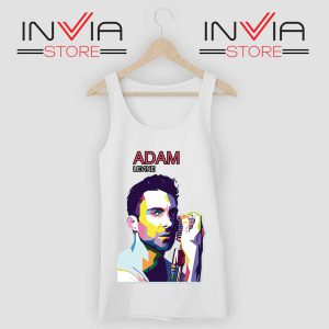 Adam Noah Levine Portrait Tank Top