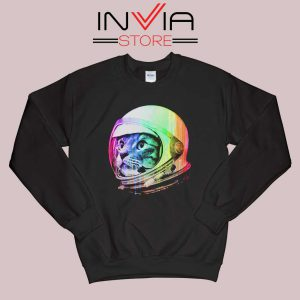 Astronaut Space Cat Sweatshirt