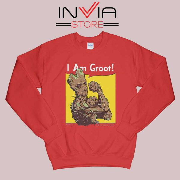 Best Groot Quotes Sweatshirt