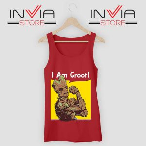 Best Groot Quotes Tank Top