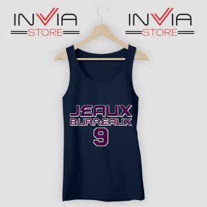 Best Jeaux Burreaux 9 Tank Top Navy