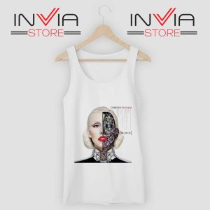 Bionic Album Christina Aguilera Tank Top