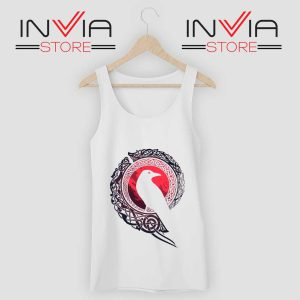 Edda Old Norse Tank Top White