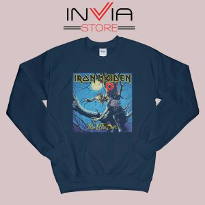 Fear of the Dark Sweatshirt Navy