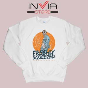 Freshly Squeezed Orange Cassidy Sweatshirt