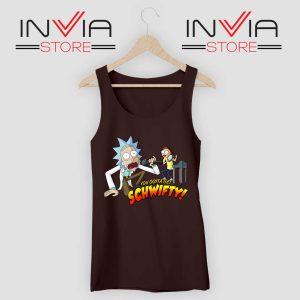 Get Schwifty Music Rick Tank Top