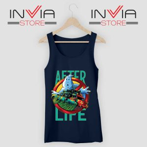 Ghostbusters Afterlife Tank Top Navy
