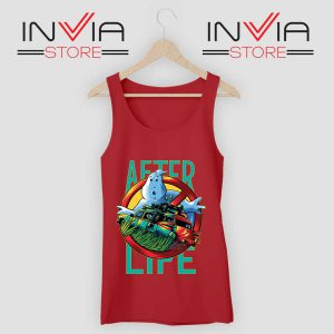 Ghostbusters Afterlife Tank Top Red