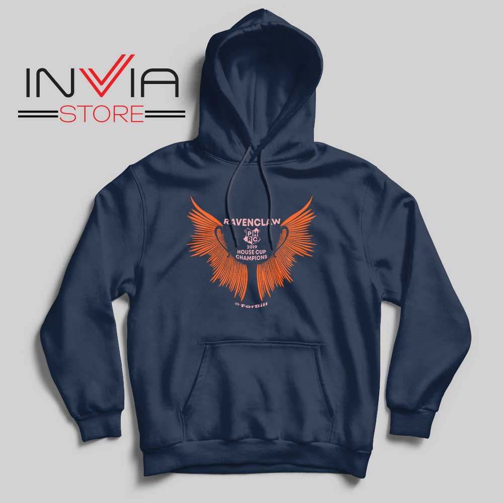 House Cup Champions Hoodie Navy