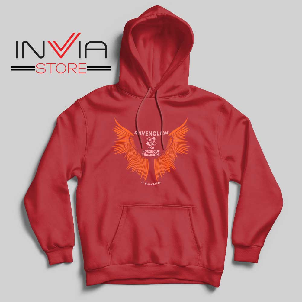 House Cup Champions Hoodie Red