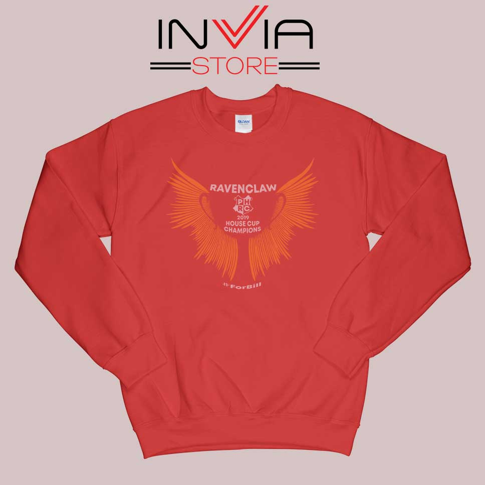 House Cup Champions Sweatshirt Red