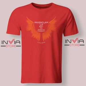 House Cup Champions Tshirt Red