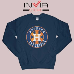 Houston Asterisks Logo Sweatshirt