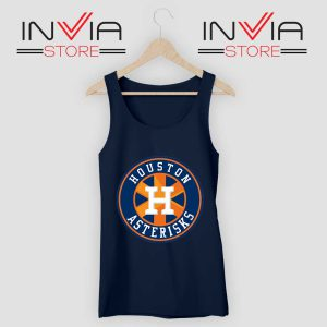 Houston Asterisks Logo Tank Top