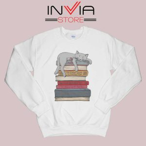 How to Chill Like a Cat Sweatshirt