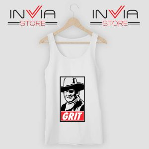 John Wayne True Grit Tank Top