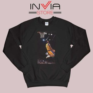 Kobe Bryant Dunk Best NBA Sweatshirt