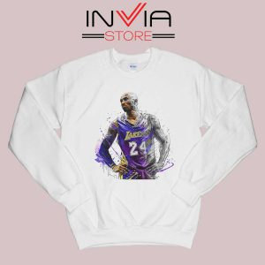 Kobe Star Player Bryant Sweatshirt