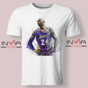 Kobe Star Player Bryant Tshirt