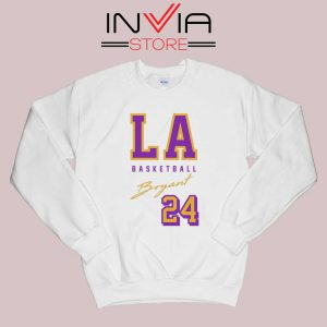 LA Legend Basketball Kobe Bryan Sweatshirt
