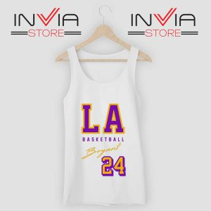 LA Legend Basketball Kobe Bryan Tank Top