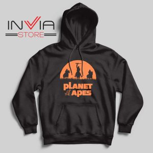 Monkey Warriors Hoodie