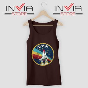 Nasa Logo Vintage Colors Tank Top