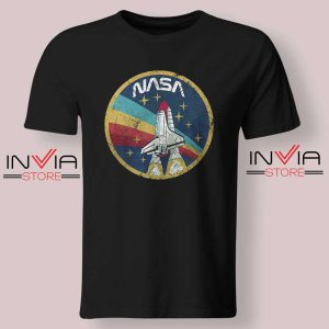 Nasa Logo Vintage Colors Tshirt