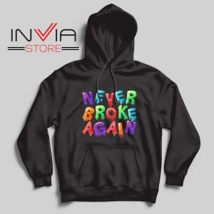 Never Broke Again NBA Hoodie
