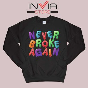 Never Broke Again NBA Sweatshirt