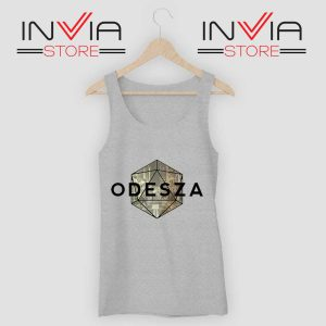 Odeza Electronic Duo Tank Top Grey