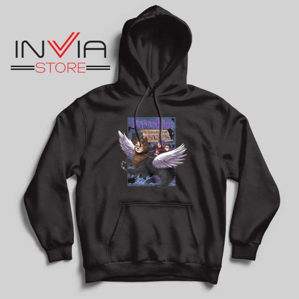 Prison Mike and the Escape from Azkaban Hoodie