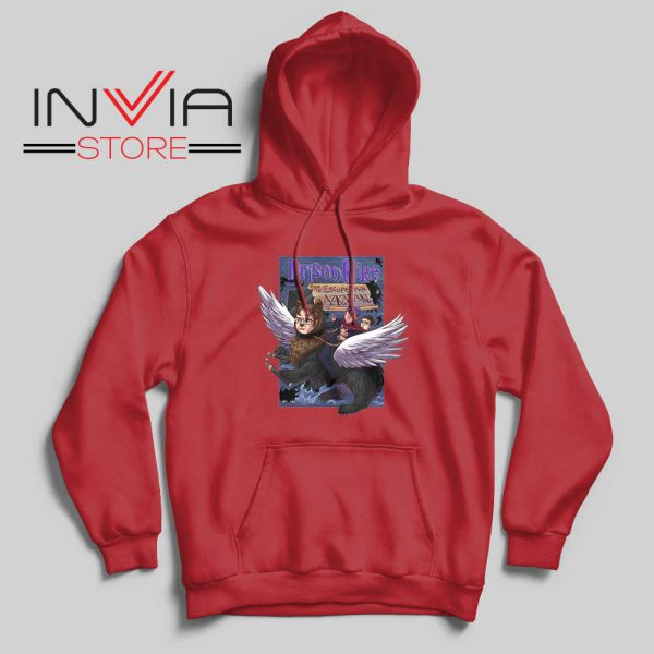 Prison Mike and the Escape from Azkaban Hoodie Red