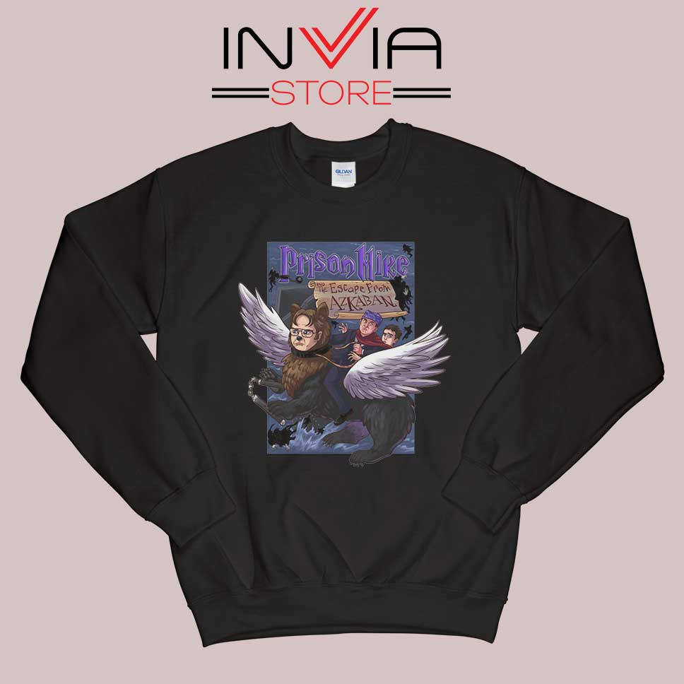 Prison Mike and the Escape from Azkaban Sweatshirt