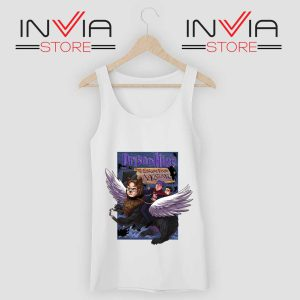 Prison Mike and the Escape from Azkaban Tank Top White